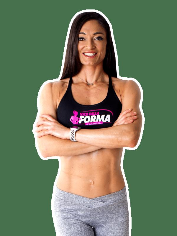 Coach Fitness per donne Gabriella Vico