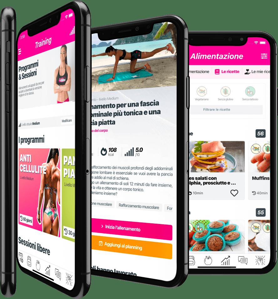 App Fitness Gabriella Vico